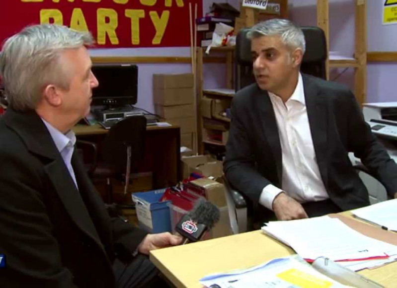 Introducing the Mayor of London: Tooting's own Sadiq Khan