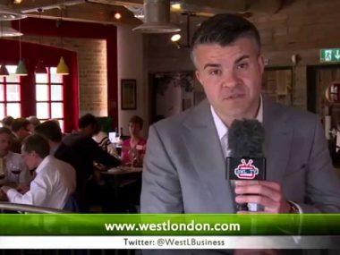 West London Business meets Richard Fuller at One over the Ait