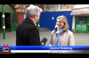 Introducing local MP for Putney: Justine Greening