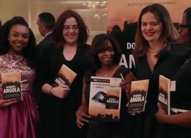 """Wandsworth businesswoman launches """"Do Business in Angola"""""""