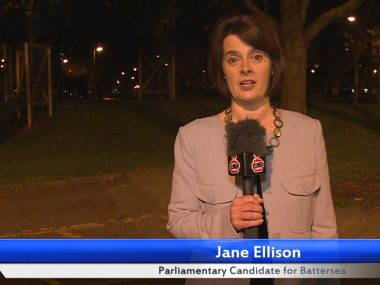 Jane Ellison's 30 second election pitch