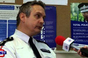 Ch. Supt. David Chinchen – Borough Commander, Wandsworth Police