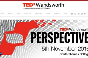 A sneak peak at TEDxWandsworth 2016