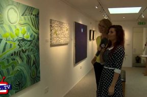 Wendy Bliss exhibition at the Lingfield Road Gallery