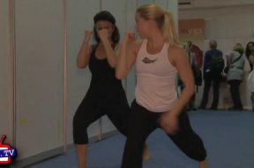 BoxingYoga™ at the OM Yoga Show