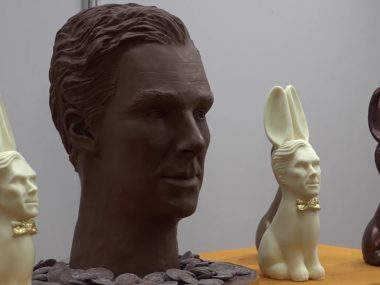 Chocolate, Cumberbatch, Corgis and Cocktail Ice-cream