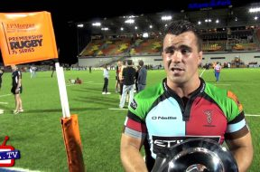 Harlequins win against Wasps, London Irish, and Saracens – 3 August 2013