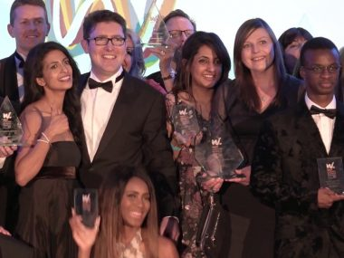 West London Business Awards 2017 at Wembley