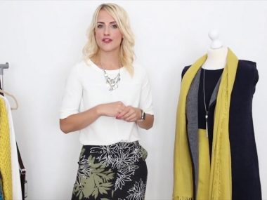 Trend – How to wear yellow | Autumn Winter 2016