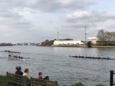 Women's Head of the River Race 2017