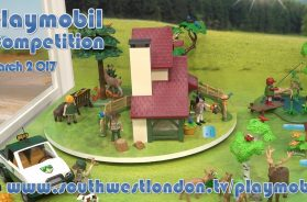 Playmobil Competition March 2017