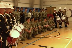 Grand Opening of the Ernest Bevin College CCF