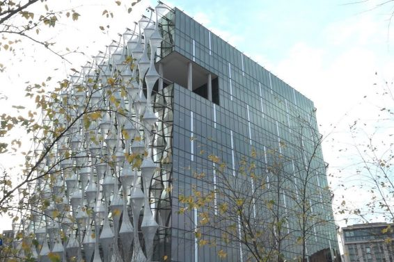 The New American Embassy at Nine Elms