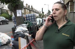 Fighting the Flytippers in SW London