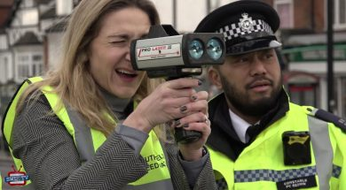 Southfields Community Speed Watch