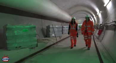 Nine Elms – Northern Line Extension