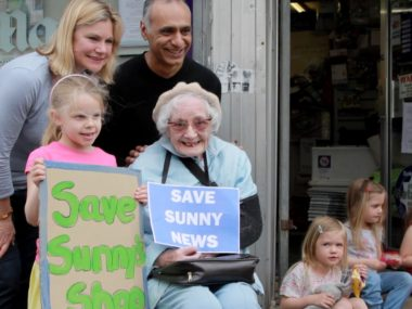Save Sunny's News, Southfields