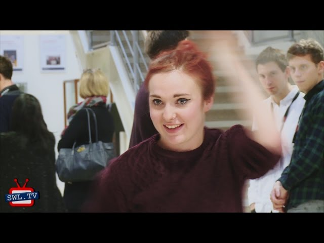 Emma Tierney: Poi performance at TEDx Wandsworth