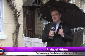 Richard Hilton's 30 second election pitch