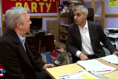 Introducing Local MP for Tooting: Sadiq Khan