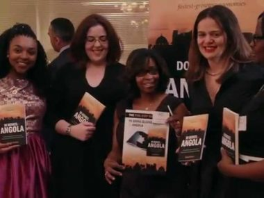 "Wandsworth businesswoman launches ""Do Business in Angola"""