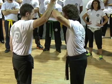 European Federation of Krav Maga – Brixton