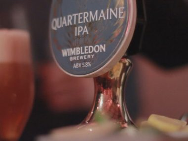 Wimbledon Brewery launch event