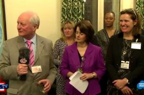 Jane Ellison MP becomes 1st President of the Wandsworth Chamber of Commerce