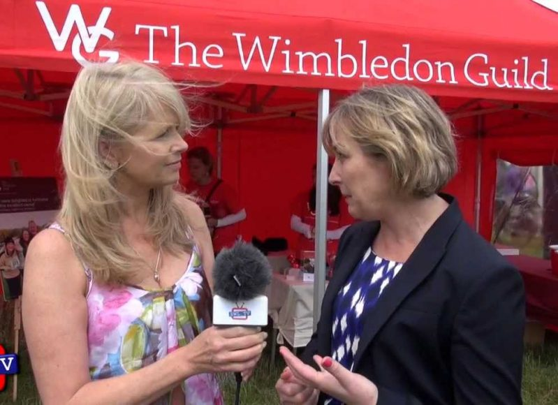 Good People and Worthy Causes at Wimbledon Village Fair 2013