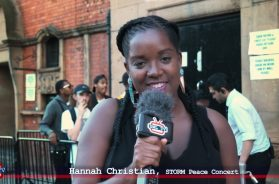 STORM Peace Concert, Clapham Junction