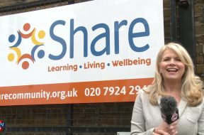 Introducing Share in Clapham Junction
