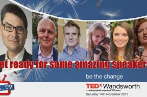TEDxWandsworth at South Thames College
