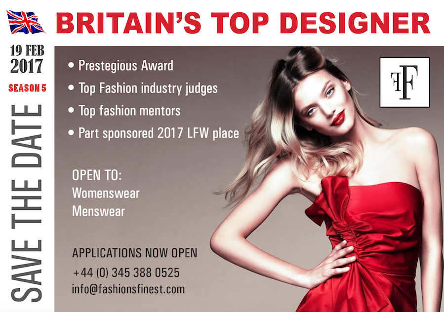 Britain's Top Designer Awards, Fashion Designers, Competition, Fashions Finest, London Fashion Week, Laura Naylor,