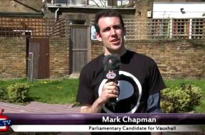 Mark Chapman's 30 second election pitch