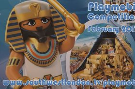 Playmobil Competition February 2017