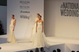Lastest styles from the National Wedding Show