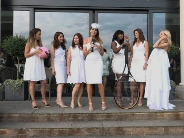 Lady Wimbledon's Tennis Party at Cannizaro House