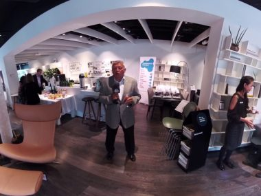 Wandsworth Chamber of Commerce – 360 degree intro
