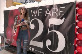 Celebrating 25 years at Wimbledon Centre Court Shopping Centre
