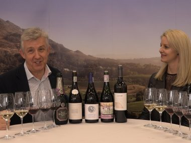Wines of South Africa at Olympia