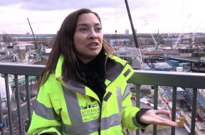 Careers in Engineering – Spotlight on Nine Elms