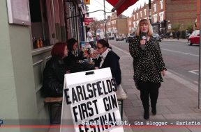 Earlsfield Gin Festival at Ben's Canteen