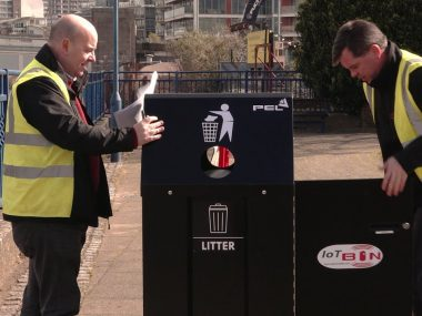Wandsworth Council launches smart bin trial