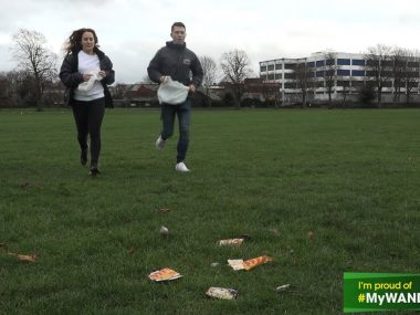"Keep Wandsworth clean and tidy – Come ""Plogging""!"