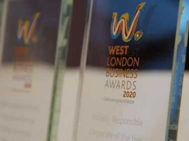 Winners of the West London Business Awards 2020