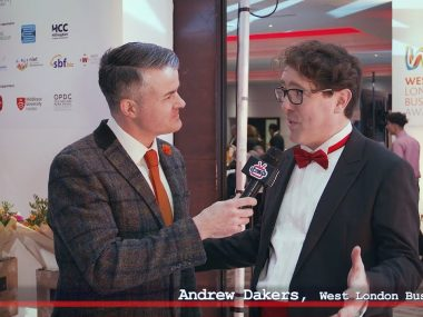 Highlights from the West London Business Awards 2020