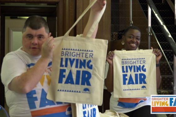 Highlights from the Brighter Living Fair 2019